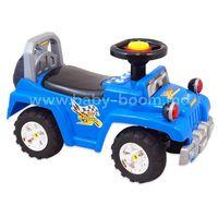 Baby Mix  UR-HZ553 Машина-толокар синий
