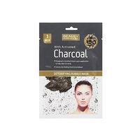 Маска для лица Beauty Formulas  Detox 10 г, 1 шт