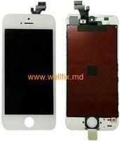 Дисплей с тачскрином Apple iPhone 5 белый
