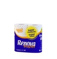 """купить RENOVA Туалетная бумага """"Super""""(4) белая 8000048 в Кишинёве"""