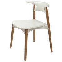 купить Барный стул Stool 701, белый в Кишинёве