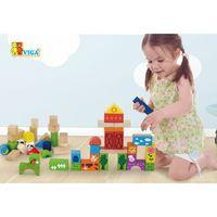 50pcs Block Set - Farm