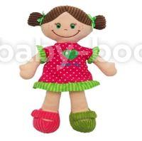 Baby-Mix EF-TE-8557-30 Кукла плюш Паула