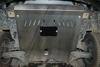 !         ChevroletLacetti KLAN (J200)2004 - ЗАЩИТА КАРТЕРА SHERIFF | Защита двигателя