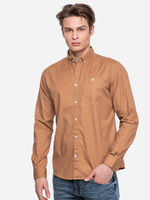 Рубашка Tom Tailor Коричневый tom tailor 1016065