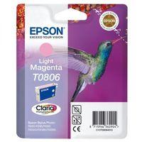 Ink Cartridge Epson T08064010 Light Magenta