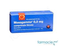 Moxogamma 0.2mg comp. N30