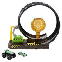 """Hot Wheels """"Monster Trucks"""" Набор «Мертвая Петля»"""