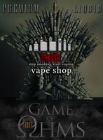купить Game Of Ohms 30ml в Кишинёве