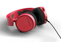 STEELSERIES Arctis 3 / Gaming Headset, Solar Red