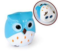 Точилка LUROMAX Owl, с контейнером