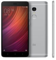 "5.5"" Xiaomi RedMi Note 4X 16GB Grey 3GB RAM, Qualcomm Snapdragon 625 Octa-core 2GHz, Adreno 506, DualSIM, 5.5"" 1080x1920 IPS 401 ppi, microSD, 13MP/5MP, LED flash, 4100mAh, FM-radio,WiFi-AC,BT4.2,LTE, Android 6.0 (MIUI8), Infrared port, Fingerprint"