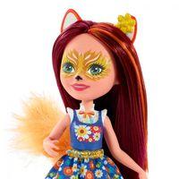 Enchantimals Păpușa Felicity Fox
