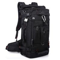 Рюкзак для путешествий kaka-2070 Black 50L