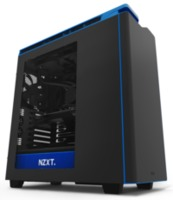 NZXT H440 Matte Black+Blue (CA-H442W-M4)