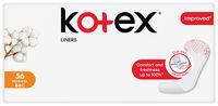 Ежедневные прокладки Kotex Normal, 56 шт.
