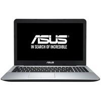 Laptop ASUS X555LB Black/Silver