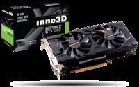 INNO3D GeForce GTX 1060 X2 / 6GB DDR5, 192bit