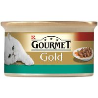 GOURMET GOLD CHICKEN AND SALMON 85g