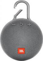 Портативная колонка JBL Clip 3, 3 Вт, Grey