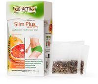 Чай Big Active Slim Plus YoYo, 20 шт.