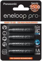Аккумулятор Panasonic Eneloop pro BK-3HCDE/4BE