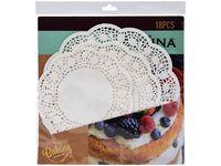 Набор салфеток 18шт (6X30cm/6X26cm/6X22сm) Cucina, бумажные