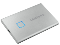 1.0TB (USB3.2/Type-C) Samsung Portable SSD T7 Touch