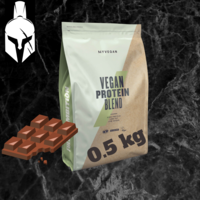 Комплексный протеин для веганов ( Vegan Protein Blend ) - Шоколад - 0.5 KG