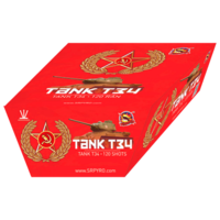Батарея салютов Dinamit Tank CLE4020