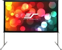 Portable Folding-Frame Screen 266x149cm EliteScreens OMS100H2, 100