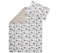 Комплект постельного белья Klups Zoo (135x100 cм) 4 ед.