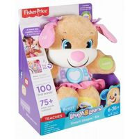 Fisher-Price Сестричка щенка Smart Stages First Words Sis (рум.)