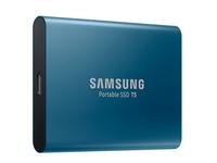 Внешний жесткий диск Samsung Portable SSD T5 MU-PA500B/WW Blue