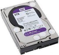 3,5-дюймовый жесткий диск 6,0 ТБ -SATA- 64 МБ Western Digital «Purple Surveillance (WD60PURZ)»