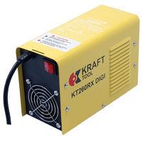 Инверторный сварочный аппарат 260A KT260RXDIGI KraftTool