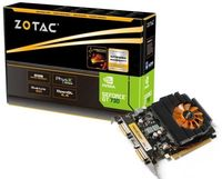 ZOTAC GeForce GT730 2GB DDR3, 128bit, 700/1600Mhz, HDCP, 2x DVI, mini-HDMI, Lite Pack