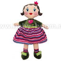Baby Mix EF-TE-8555-40 Кукла плюш. Девочка