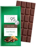 Ciocolată neagră cu migdale Weinrichs 1895 100g