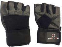 купить Перчатки для фитнеса Spartan Pro Stabilizer 253003 L (3633) (piele naturala) в Кишинёве