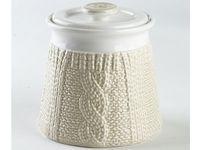 купить Емкость керамическая Pullover 500ml, цвет молочный в Кишинёве