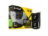 Видеокарта Zotac GeForce GTX 1050 Ti OC (4 ГБ/GDDR5/128 бит)