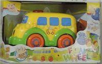 """Baby Mix PL-369152 Игрушка музыкальная """"Автобус"""""""