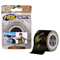 HPX CAMO TAPE Duct tape 48mm*5m
