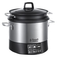 RUSSELL HOBBS 23130-56/RH All in One Cookpot, нержавеющая сталь