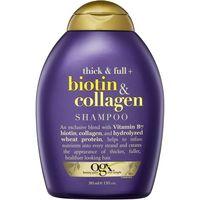 OGX шампунь для обьема Biotina Colagen, 385 мл