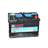 Acumulator auto Hagen 57844 78 AH