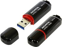 Flash Drive ADATA UV150, Black 16Gb