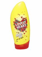 Гель для душа Dusch Das Lovely Heart 250 мл