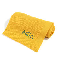 Покрывало La Millou Tender Cotton Blanket Sunflower